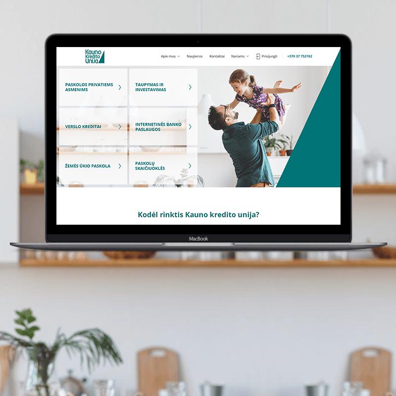 web svetainiu dizainas gera kaina