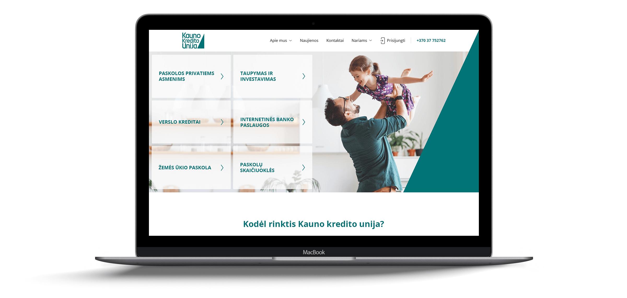 interneto svetainiu dizainas gera kaina