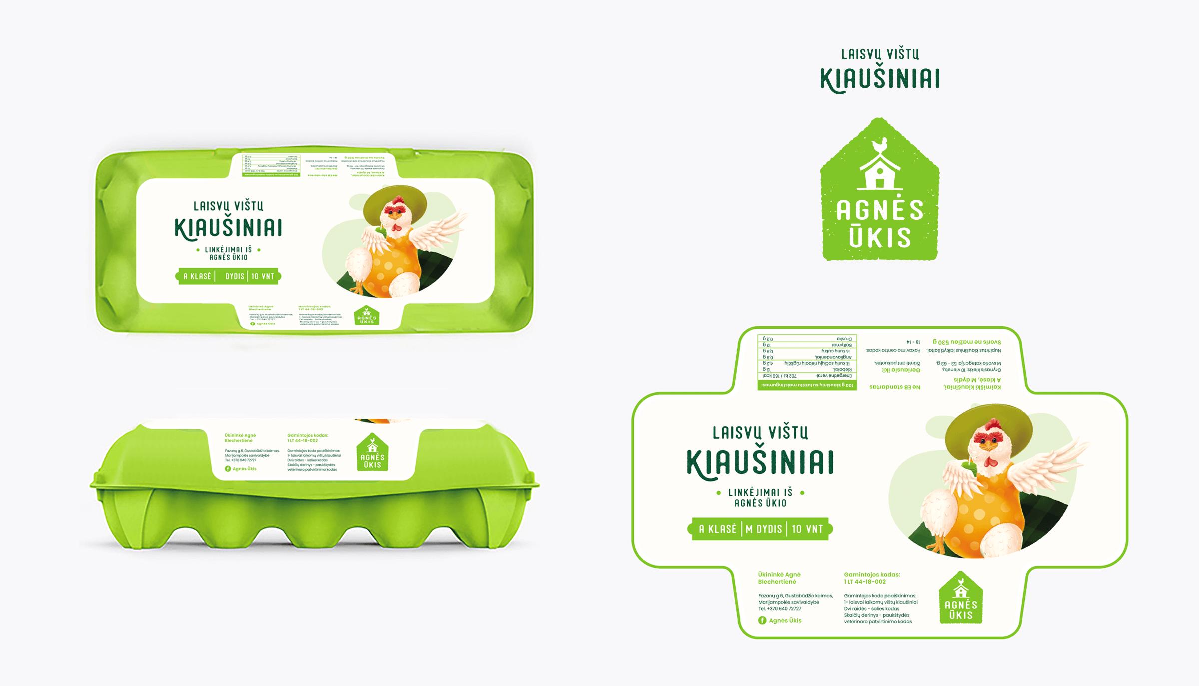 pakuočių dizaino kūrimas